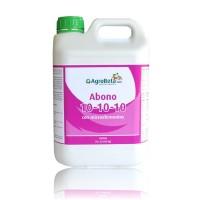 Agrobeta Abono 10-10-10, 5 L