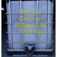 Contenedor de 1000 Kg de Melaza