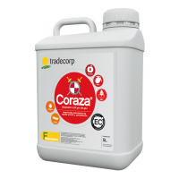 Coraza. Deltametrina  2,5% Insecticida Piretoide 1L. Tradecorp