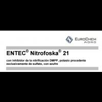 Entec ® Nitrofoska® 21 Abono Complejo NPK (S) 21-8-11 (10) de Eurochem Agro