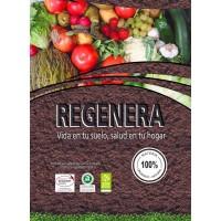 Equivida - Regenera, Abono Ecológico de Materia Orgánica 100% Natural de Redondo Izal