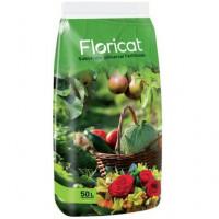 Floricat Substrato Universal Fertilizado 50 L