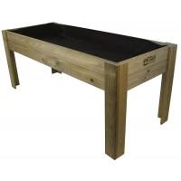 Mesa de Cultivo de Madera Gardenbrico XL80