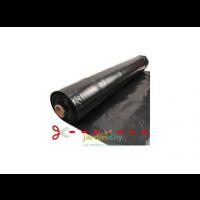 Plástico Negro de 700 Galgas por Metro Lineal 6 M Ancho