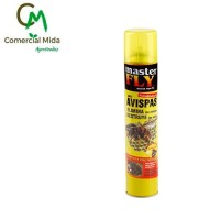 Spray Insecticida Masterfly 750Ml Anti Avispas (Eficacia Inmediata y Definitiva)