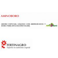 Aminoboro, Abono Especial con Aminoácidos y B