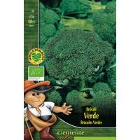 Brocoli Verde. Semillas Ecologicas 3Gr