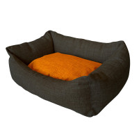 Cuna Gris Naranja Mod.46 45X60Cm