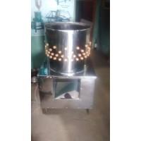 Peladora de Acero Industrial de Cuyes