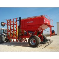 Sembradora de Siembra Directa de Reja Larrosa para Cereales