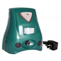 Ahuyentador Electrónico con Detector de Presencia