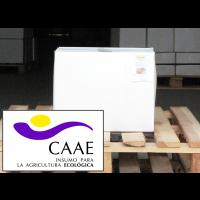 Bioestimulante Ecológico Trama y Azahar Fe-2, Abono CE. Sin Hormonas. Certificado CAAE.  Cajas de 4 Garrafas X 5 Kg