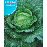 Col Milan Aubervilliers. Envase Hermético de 8 Gr/2000 Semillas.