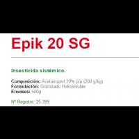 Epik 20 SG Insecticida Sistémico de Sipcam