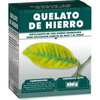Hierro Quelatado 2.4% Masso 500Gr