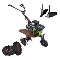 Motoazada Groway 7Cv y 212Cc + Kit Agrícola