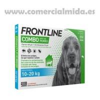 Pipetas Frontline® Combo Perros (10 a 20 Kg)