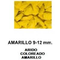 Arido Coloreado Amarillo. 20 L