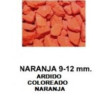Arido Coloreado Naranja. 20 L