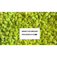 Arido Coloreado Pistacho. 20 L