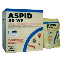 Aspid 50 WP, Insecticida Masso