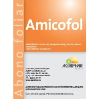 Amicofol, Abono Foliar Agriphar-Alcotan