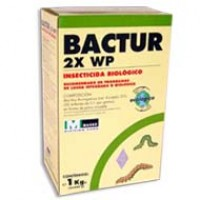 Bactur 2X WP, Insecticida Masso