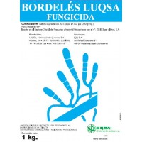 Bordeles, Fungicida Preventivo Luqsa