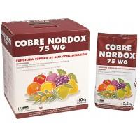 Cobre Nordox 75, Fungicida Cúprico de Alta Concentración Masso
