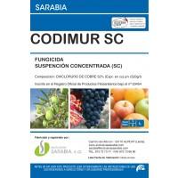 Codimur SC , Fungicida Exclusivas Sarabia