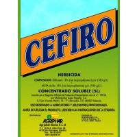Cefiro, Herbicida Agriphar-Alcotan