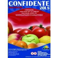 Confidente 20 LS, Insecticida Agriphar-Alcota