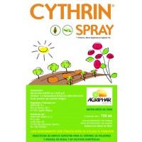 Cythin Spray, Insecticida Agriphar-Alcotan