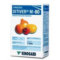 Ditiver M80, Fungicida Preventivo Kenogard  1 Kg