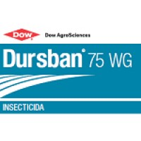 Dursban 75 WG, Insecticida Dow