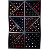 Botellero Merlot Capacidad para 124 Botellas Vino