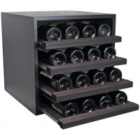 Botellero Merlot Capacidad para 16 Botellas Vino