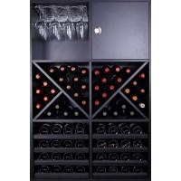 Botellero Merlot Súper Capacidad 112 Botellas Vino
