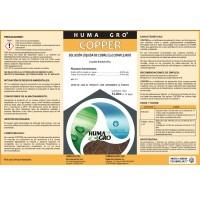 Copper, Micronutrientes Humagro