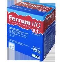 Ferrum HQ 5.7, Hierro Quelatado Massó
