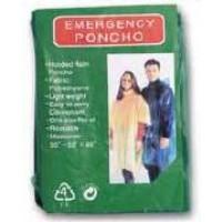 Poncho Emergencia