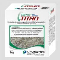 Glyfos Titan, Herbicida Cheminova