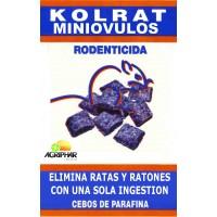Kolrat Miniovulos, Rodenticida Agriphar-Alcot
