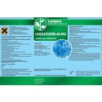 Luqsazufre, Fungicida Antioidio Luqsa