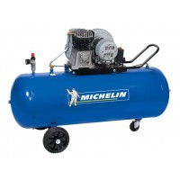 Compresor 200 Lt. - 3 HP- 10 Bar- 360 Lt./min.