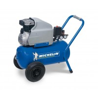 Compresor 24 Lt. - 2,25 HP Peak- 8 Bar- 200 Lt./min.