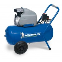 Compresor 50 Lt. - 2,25 HP Peak- 8 Bar- 200 Lt./min.