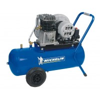 Compresor 50 Lt. - 2 HP- 10 Bar- 250 Lt./min.