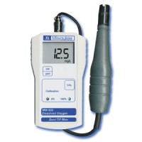 Medidor Oxigeno Disuelto Mw600