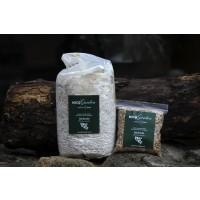 Micelio en Grano: Seta de Ostra 3 Kg